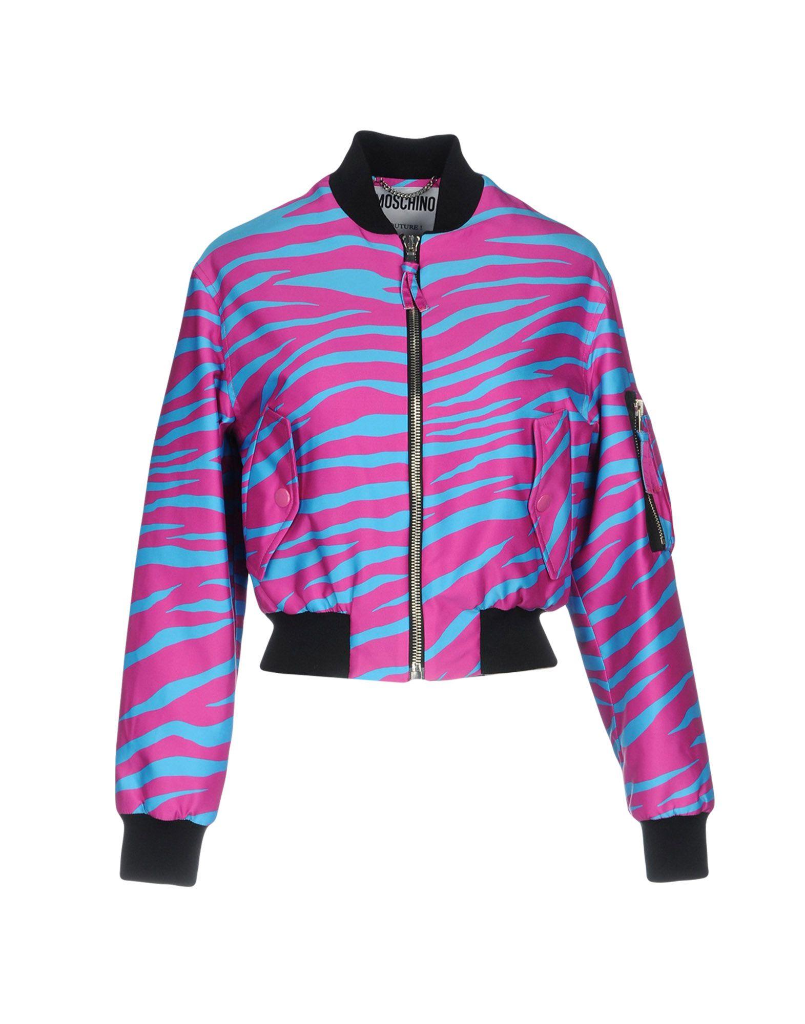 цена MOSCHINO Куртка онлайн в 2017 году