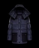 MONCLER TOURVILLE - Coats - men