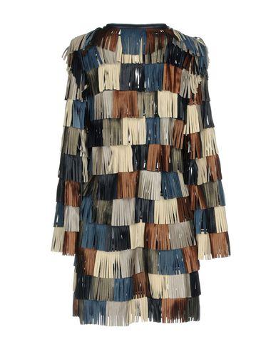 Фото 2 - Женскую куртку CABAN ROMANTIC темно-синего цвета