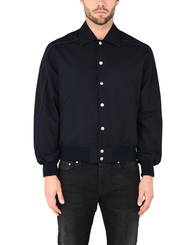 Фото 2 - Мужскую куртку OUR LEGACY темно-синего цвета