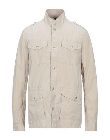 Купить Мужскую куртку  бежевого цвета