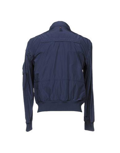 Фото 2 - Мужскую куртку  синего цвета
