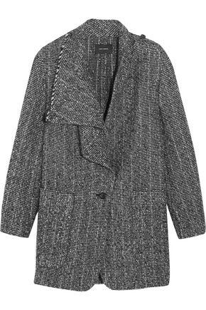 ISABEL MARANT Hondo bouclé-alpaca coat