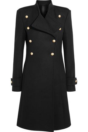 GARETH PUGH Double-breasted wool coat