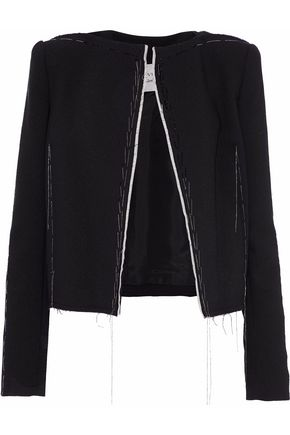 LANVIN Cotton-blend jacket