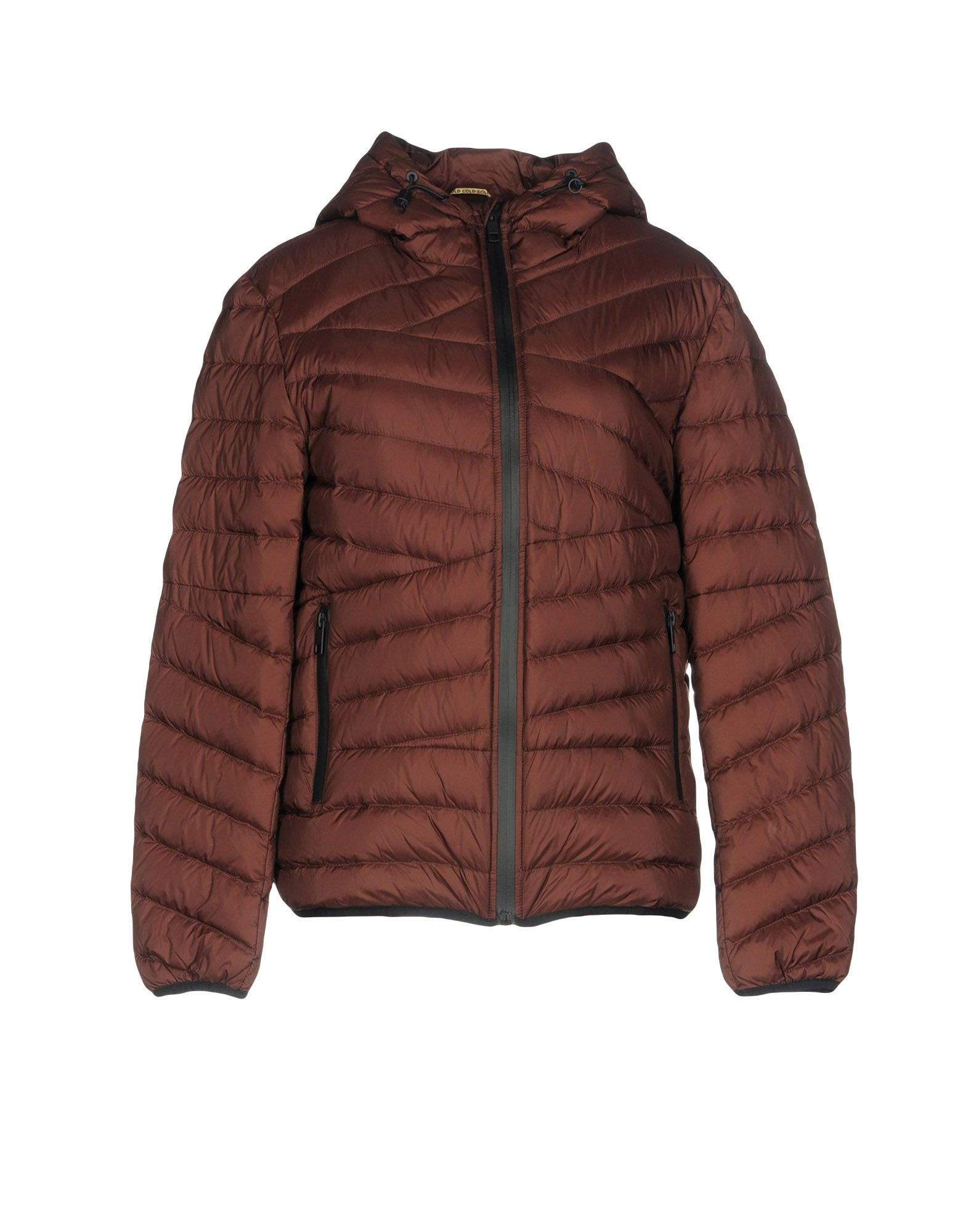 ANTONY MORATO Down Jacket in Cocoa