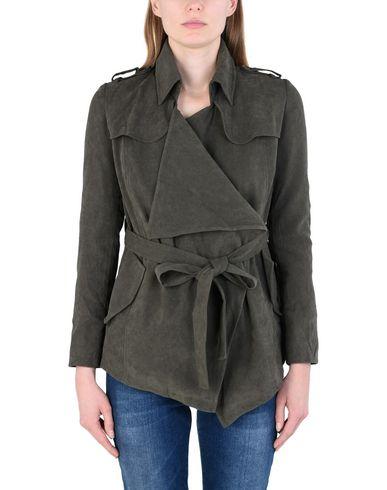 Фото 2 - Женскую куртку JOVONNA цвет зеленый-милитари