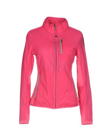 Фото - Женскую куртку  цвета фуксия