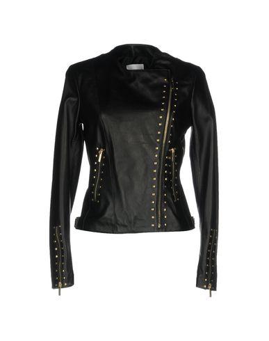 Фото - Женскую куртку ANNARITA N TWENTY 4H черного цвета