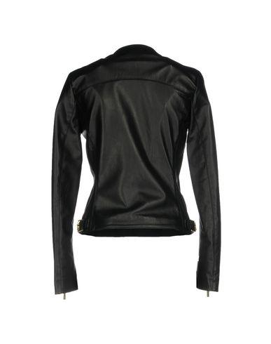 Фото 2 - Женскую куртку ANNARITA N TWENTY 4H черного цвета