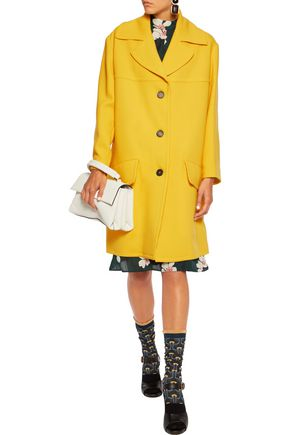MARNI Wool-twill coat