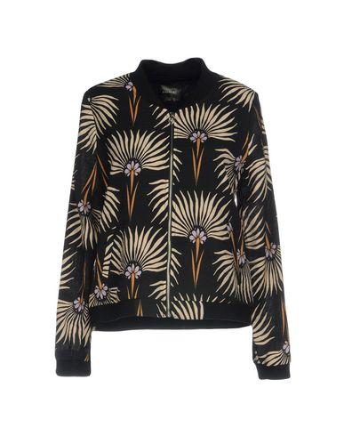 Фото - Женскую куртку ANONYME DESIGNERS черного цвета