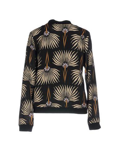 Фото 2 - Женскую куртку ANONYME DESIGNERS черного цвета