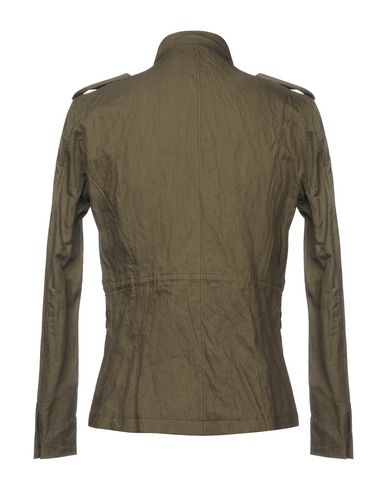 Фото 2 - Мужскую куртку AGLINI цвет зеленый-милитари