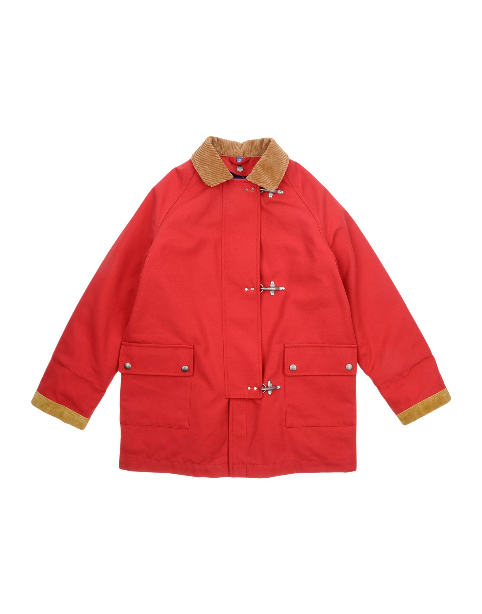 FAY Mädchen 9-16 jahre Mantel2 rot