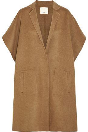 TIBI Wool-blend felt cape