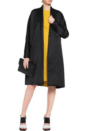 JIL SANDER Satin coat