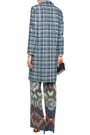ETRO Tweed coat