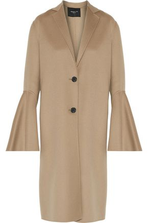 DEREK LAM Wool and cashmere-blend coat