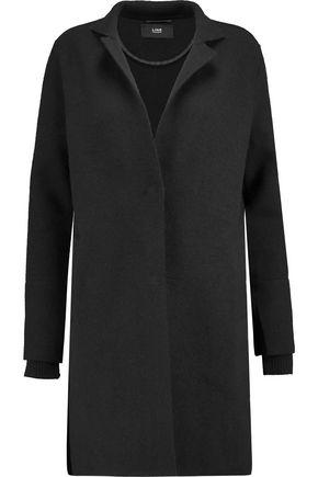 LINE Gilles wool-blend coat