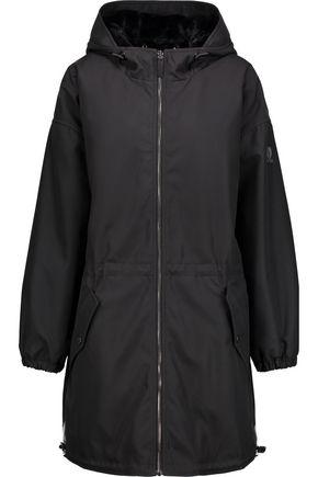 BELSTAFF Rowley faux fur-lined shell coat