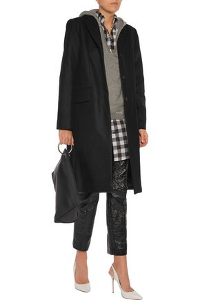 MARC BY MARC JACOBS Crombie wool-blend coat