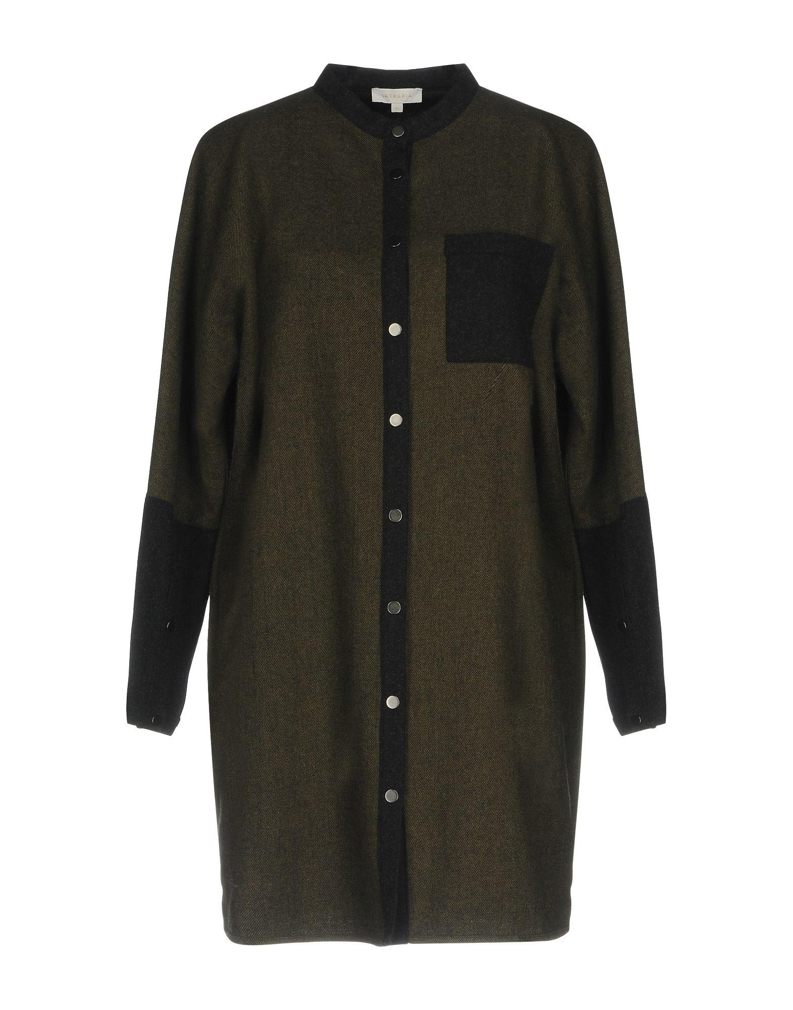 INTROPIA Легкое пальто intropia легкое пальто