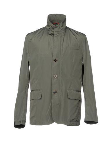 Купить Мужскую куртку FAY цвет зеленый-милитари