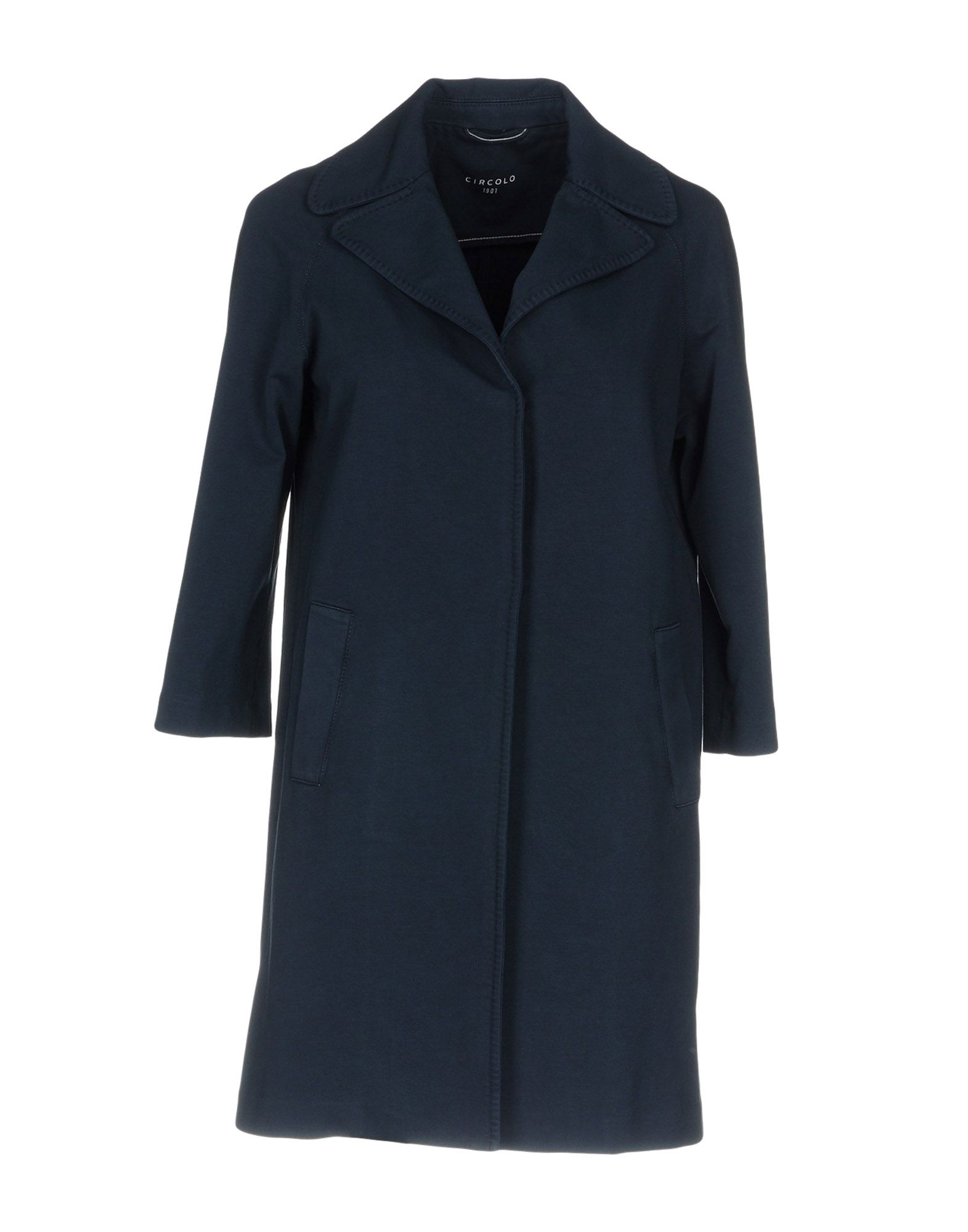 CIRCOLO 1901 Легкое пальто mresale легкое пальто