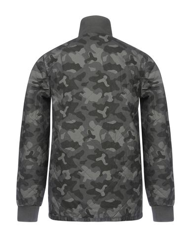 Фото 2 - Мужскую куртку  свинцово-серого цвета