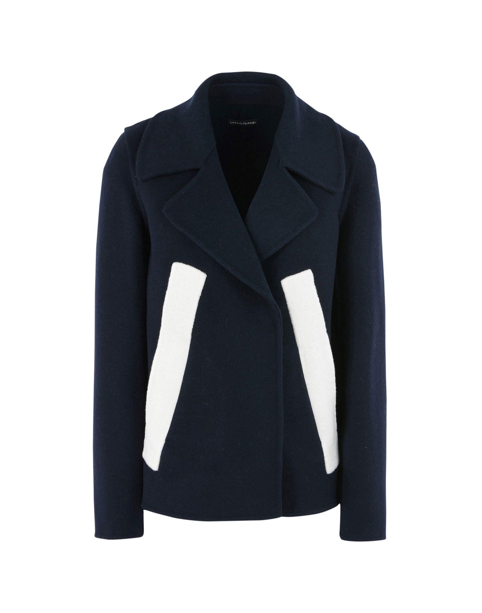 LAURA STRAMBI Пальто стоимость