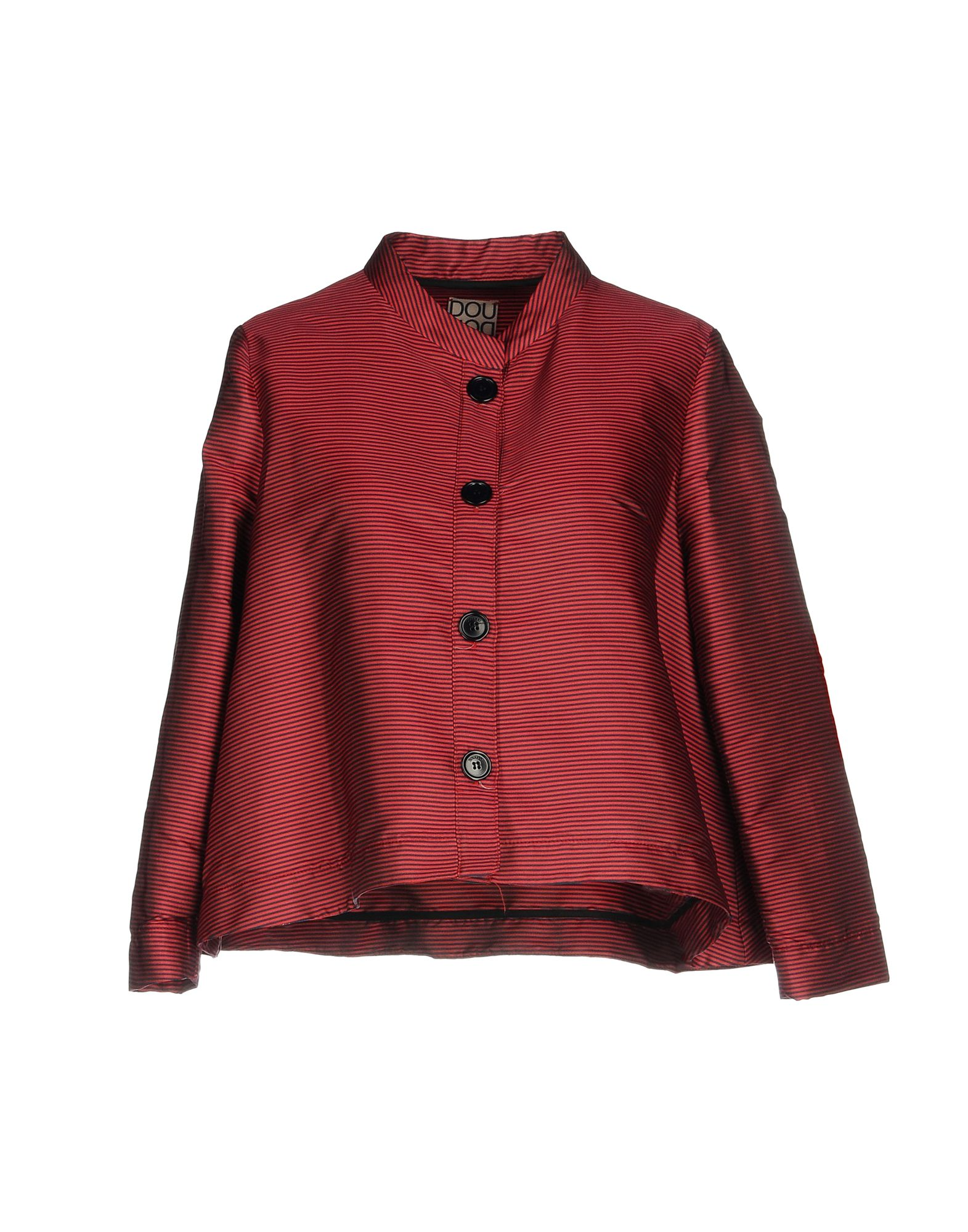 DOUUOD Jacket in Red