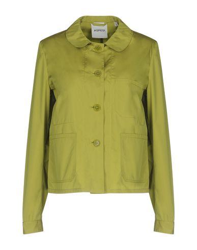 Фото - Женскую куртку ASPESI светло-зеленого цвета