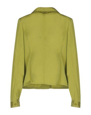 Фото 2 - Женскую куртку ASPESI светло-зеленого цвета