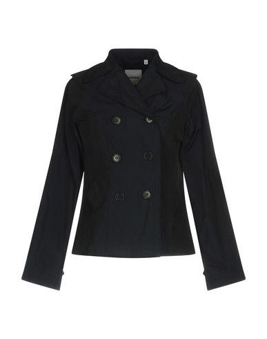 Купить Женскую куртку ASPESI темно-синего цвета