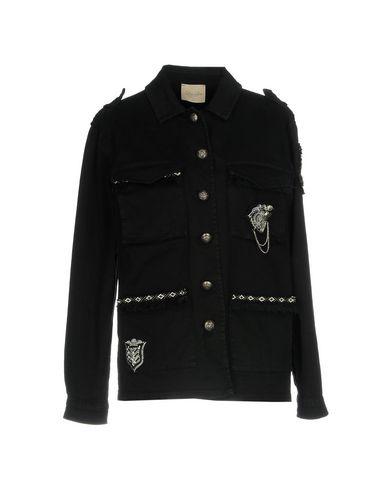 Купить Женскую куртку LOU LOU LONDON черного цвета