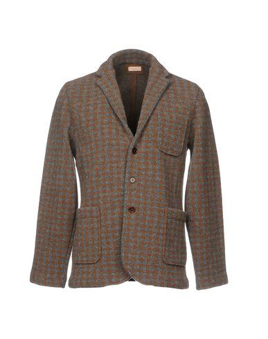 Купить Мужской пиджак  коричневого цвета