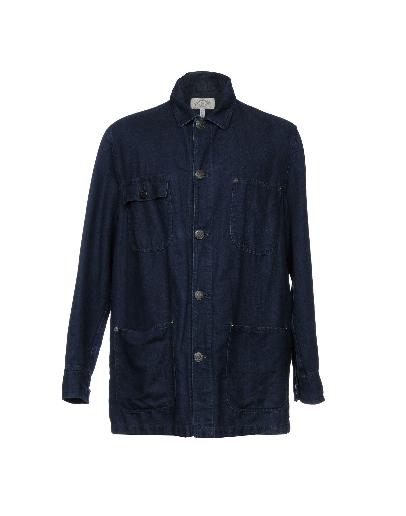 ARMANI JEANS Джинсовая верхняя одежда colmar джинсовая верхняя одежда