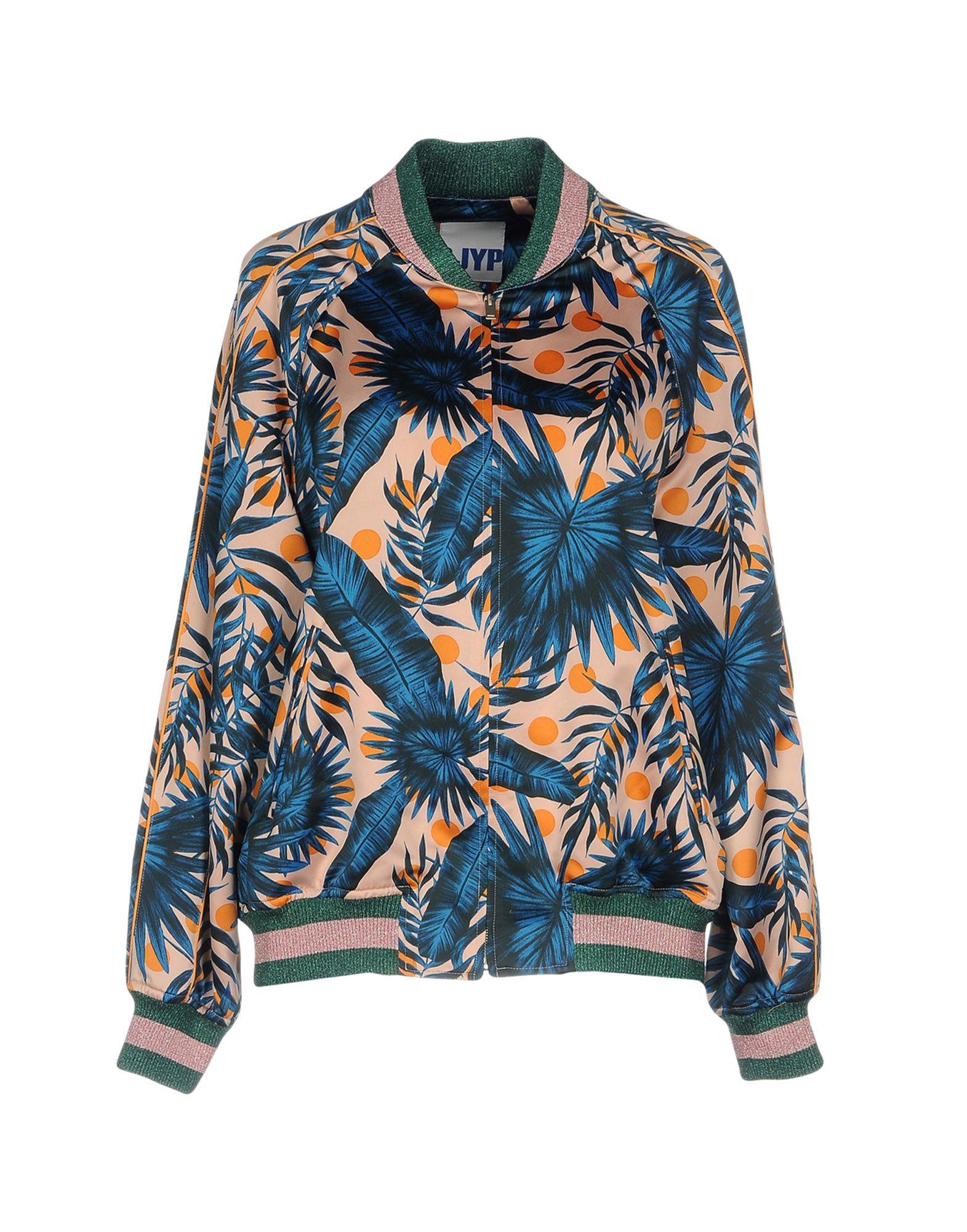 SJYP Куртка бомбер printio мода 2017