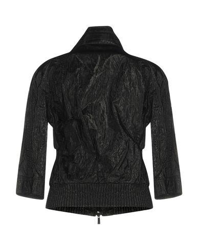 Фото 2 - Женскую куртку HUSKY черного цвета