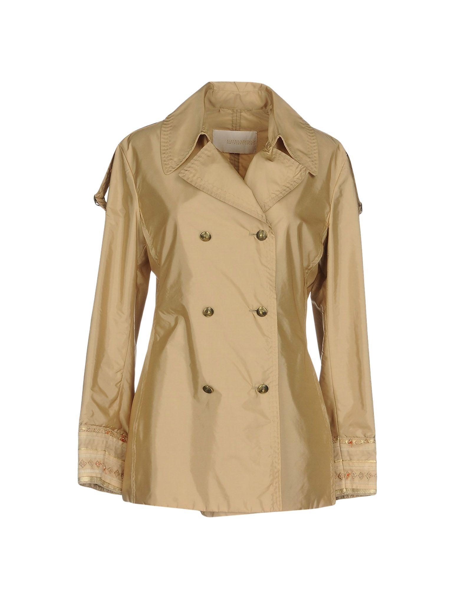 ERMANNO SCERVINO Легкое пальто mresale легкое пальто