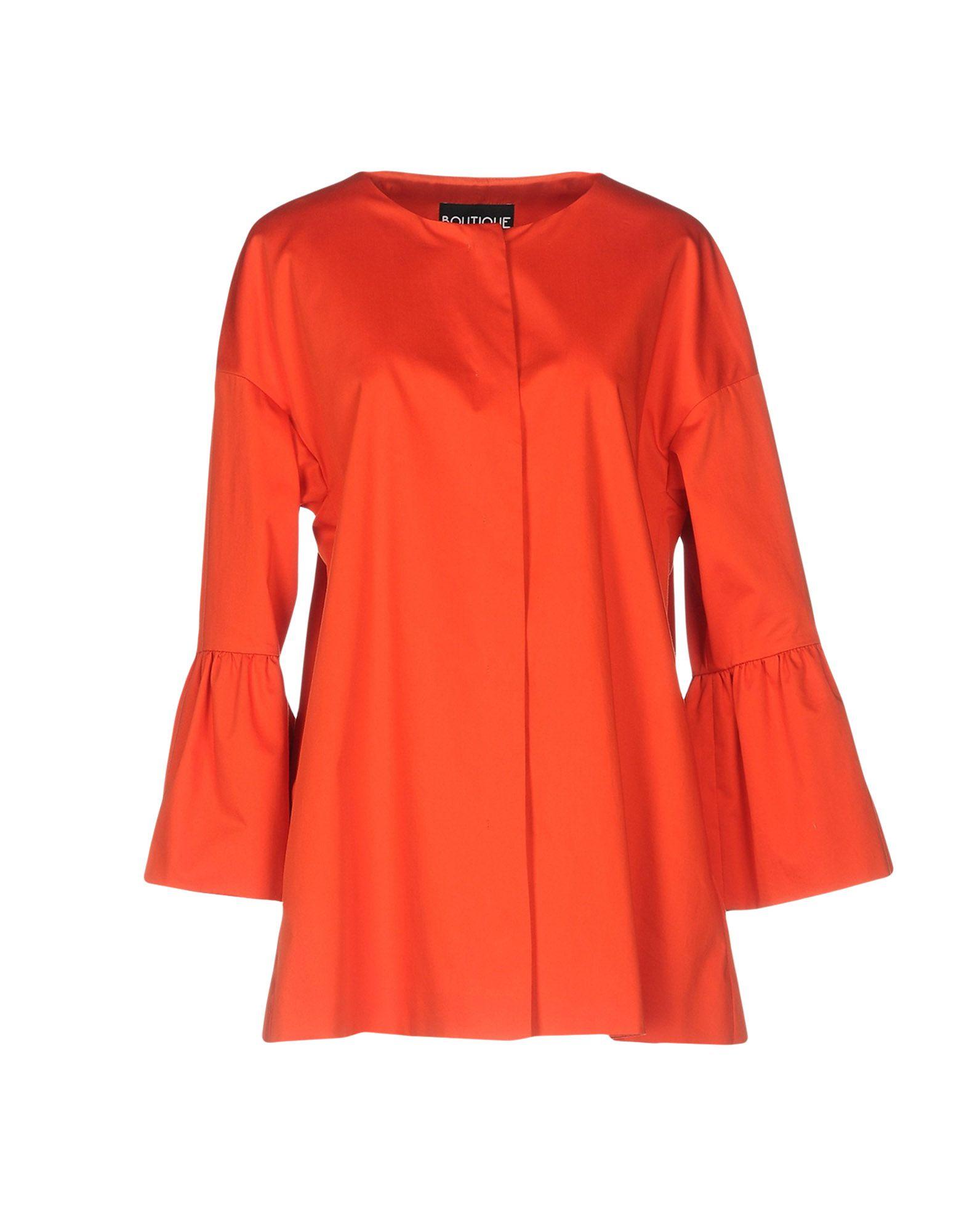 BOUTIQUE MOSCHINO Легкое пальто boutique moschino джинсовая верхняя одежда