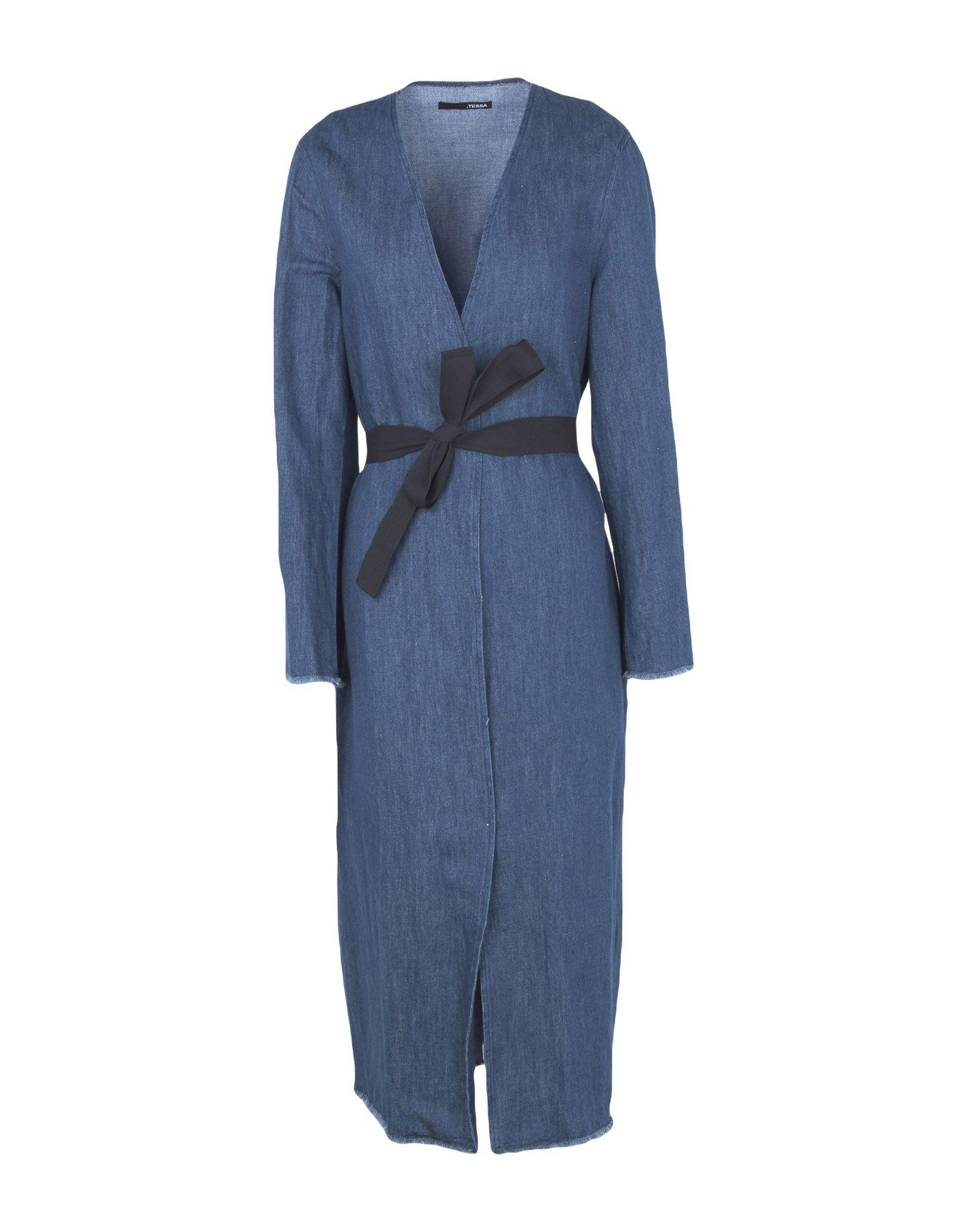 .TESSA Джинсовая верхняя одежда wood wood джинсовая верхняя одежда