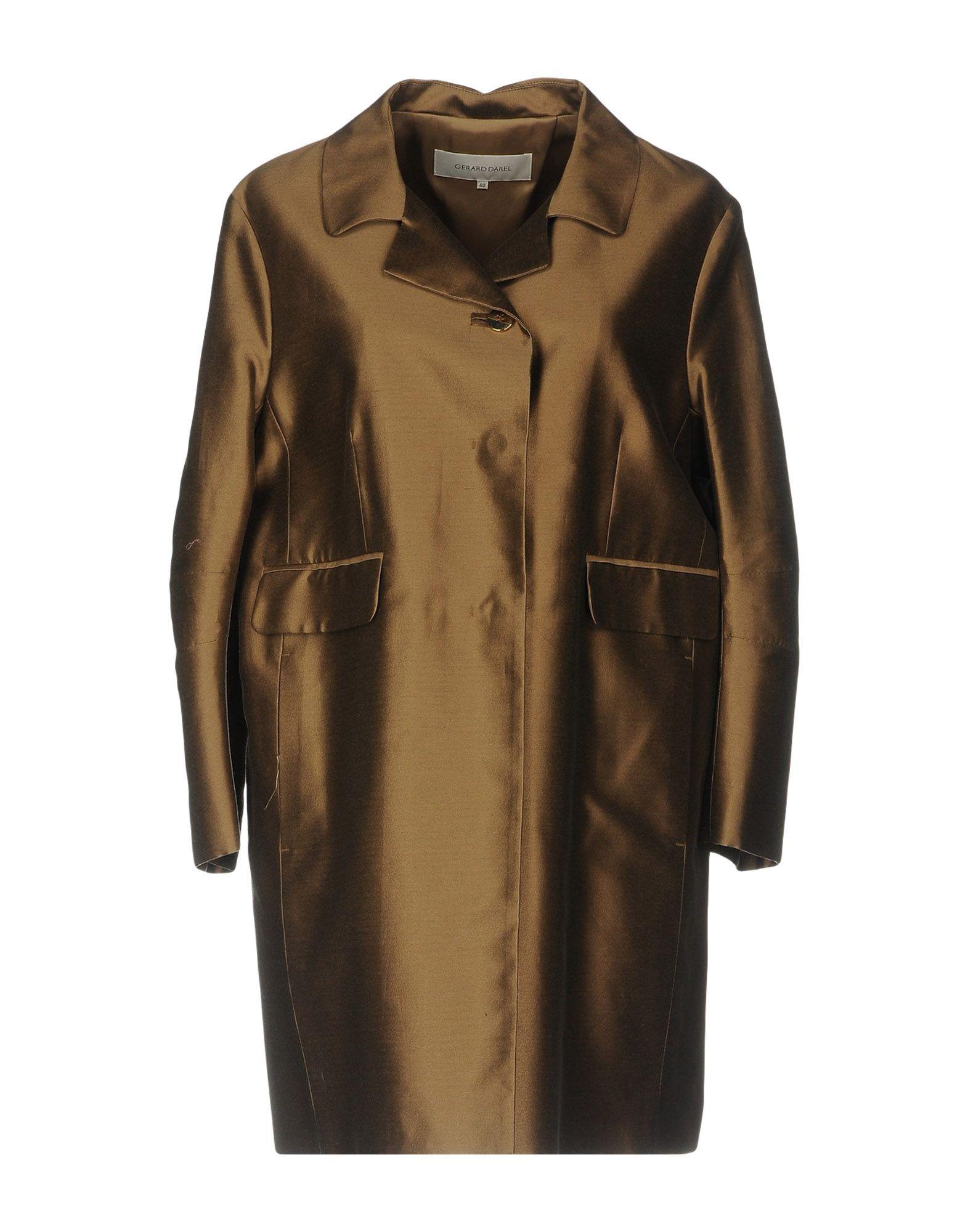 GERARD DAREL Легкое пальто виниловая пластинка gerard way gerard