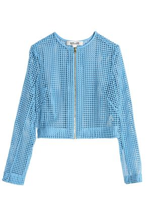 DIANE VON FURSTENBERG Crochet jacket