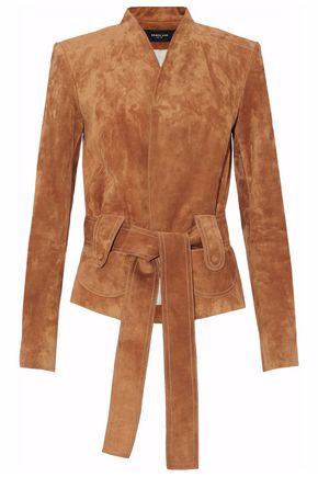 DEREK LAM Suede jacket