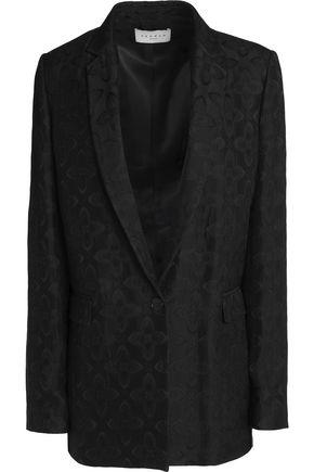 SANDRO Jacquard blazer