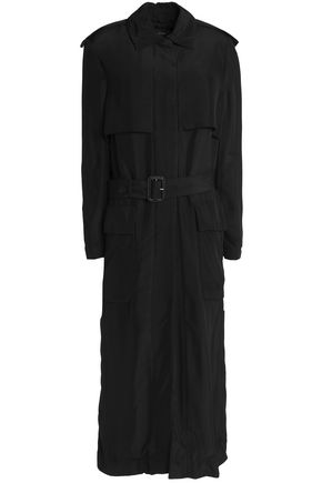 JOSEPH Crepe trench coat