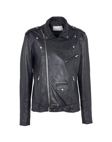 Купить Мужскую куртку DEADWOOD черного цвета
