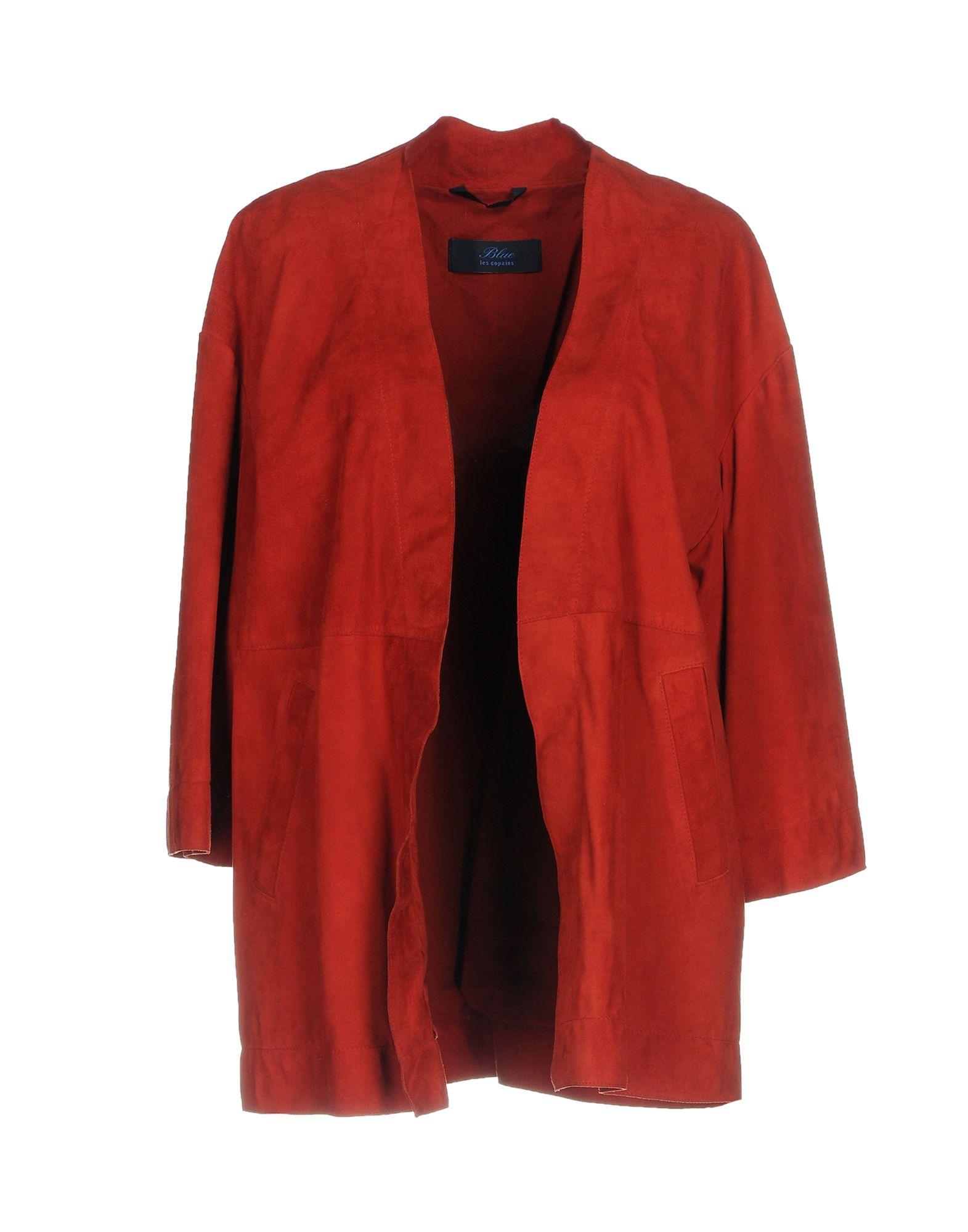 цены на BLUE LES COPAINS Легкое пальто в интернет-магазинах